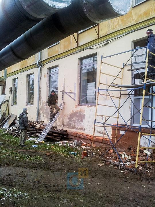 Rekonštrukcia nebytových priestorov v obytnej budove