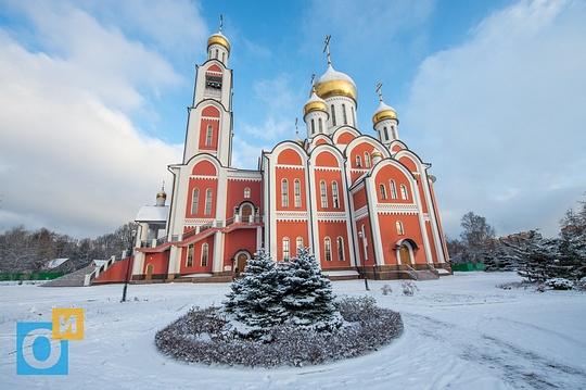 Рождественские богослужения вхрамах Одинцово: расписание