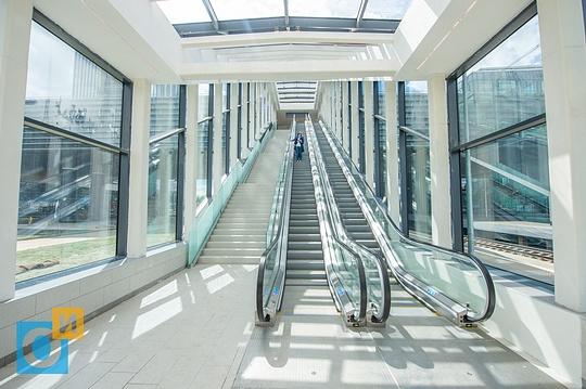 Ж/Д станция «Инновационный центр» и ТРЦ «ОРБИОН» открылись в Одинцово, Ж/Д станция «Инновационный центр» и ТРЦ «ОРБИОН» открылись в Одинцово