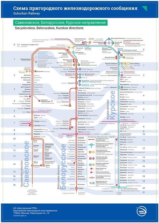 Карта метро москвы 2020 яндекс с мцд