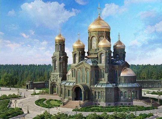 От петровчан ждут информацию о родственниках - фронтовиках и тружениках тыла, чью память можно увековечить в главном храме Вооружённых сил в Москве