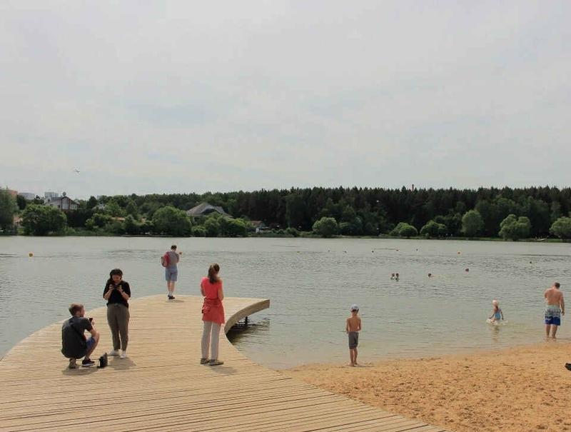 Мещерский пляж, Где купаться летом в Одинцовском округе?