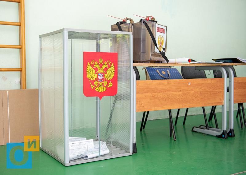 Избирательные участки в МБОУ Одинцовская гимназия №14