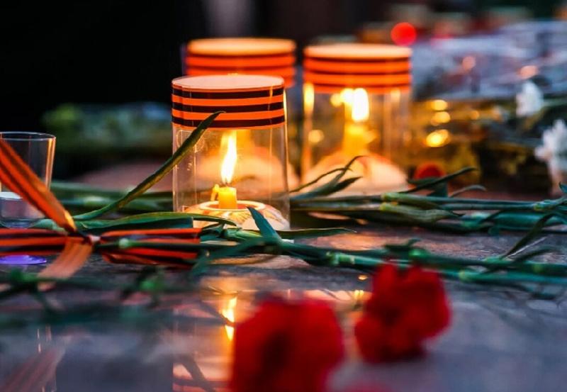 """22 июня в Одинцово пройдут памятные мероприятия ко Дню памяти и скорби, Июнь, Великая Отечественная война, мемориал """"Вечный огонь"""""""