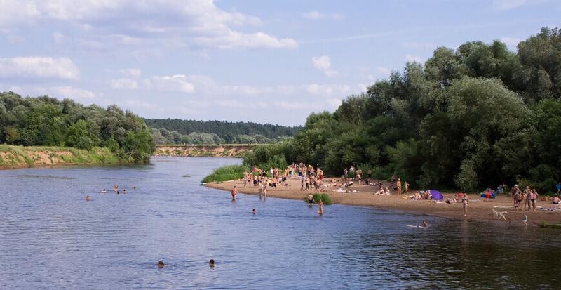 «Дипломатический» пляж у Николиной Горы, Где купаться летом в Одинцовском округе?