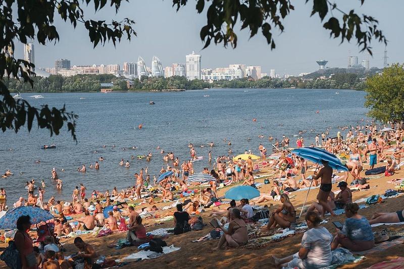 Пляж «Рублёво», Где купаться летом в Одинцовском округе?