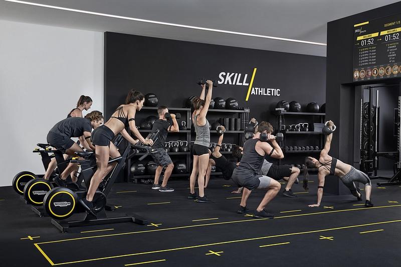 Тренировки SKILL ATHLETIC, Новый фитнес-клуб, работающий по модели «Luxury Low Cost» открывается в Одинцово