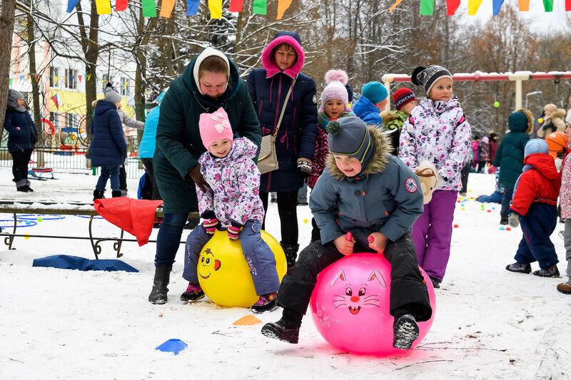 «Игры нашего двора» приходят вОдинцовский округ