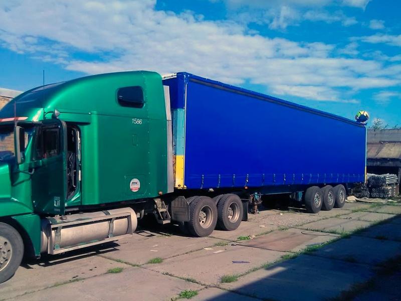 Стандартный тент, Особенности изготовления тентов для грузовых автомобилей