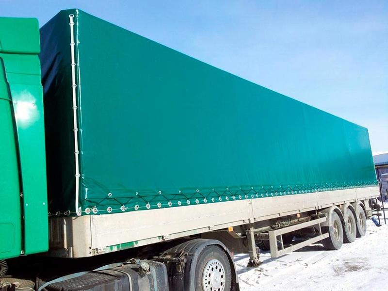 Автонакидка для грузовиков, Особенности изготовления тентов для грузовых автомобилей