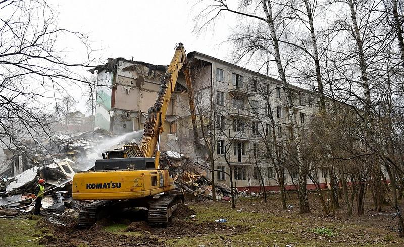 Воробьёв назвал Одинцово вчисле «пионеров» реновации вПодмосковье