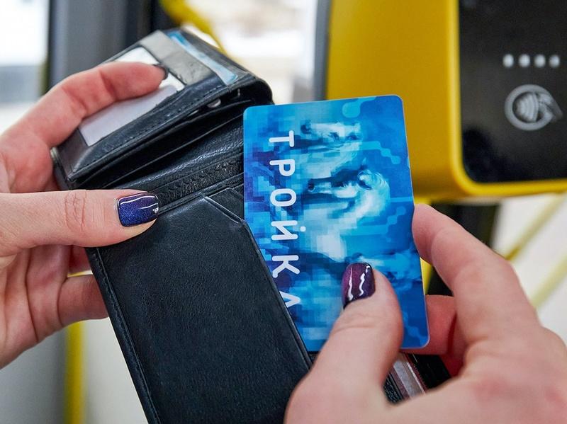 Вавтобусах Подмосковья начали действовать скидки приоплате «Тройкой»