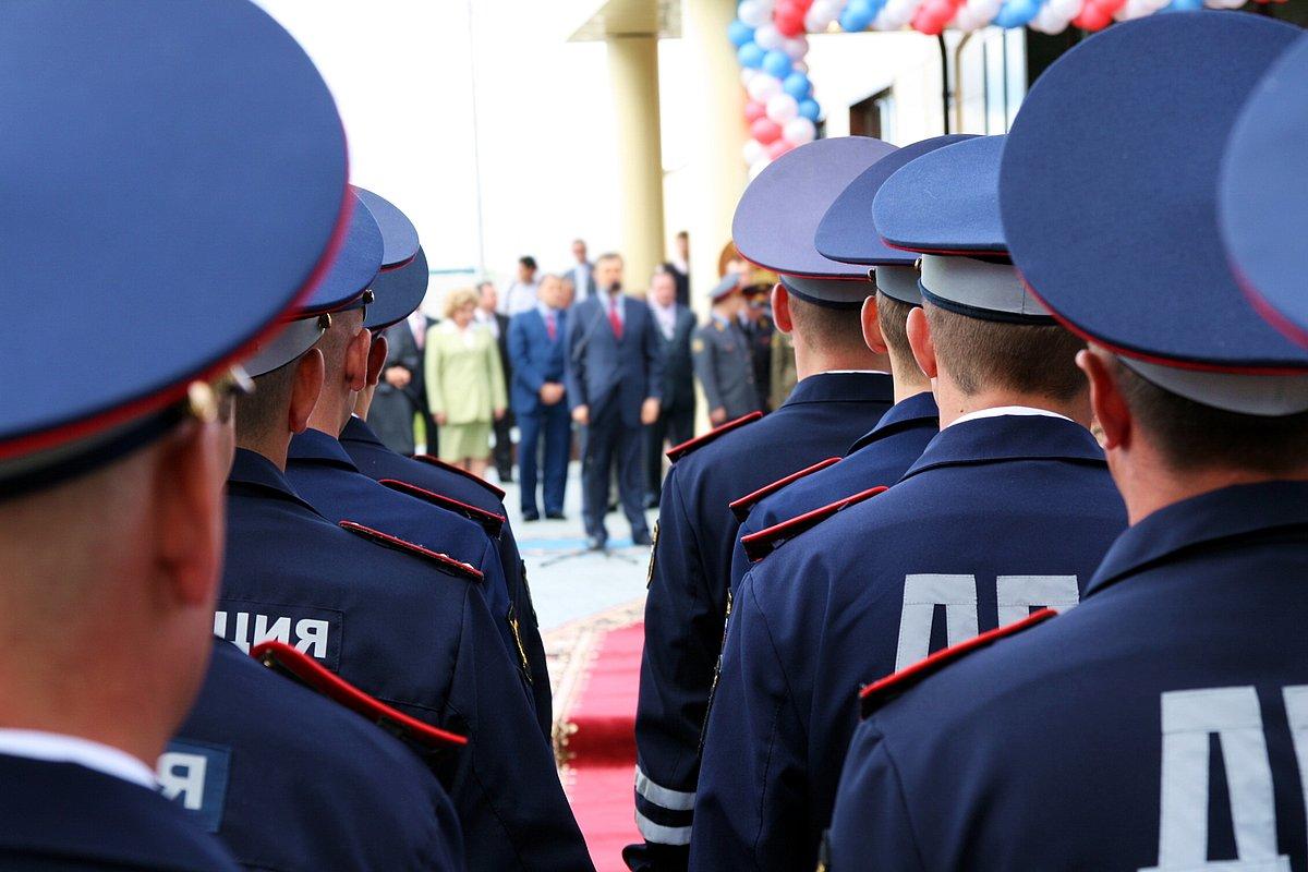 МО МВД России «Рубцовский» уведомляет о наличии вакантных мест