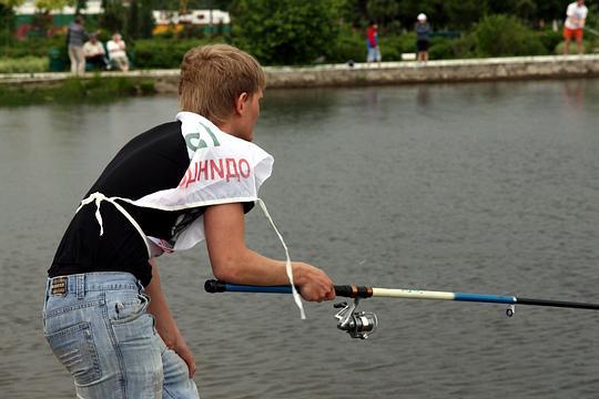 правила турниров в рыбалке