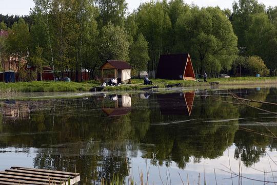 рыболовные базы одинцовского района