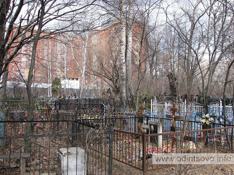 Баковское кладбище