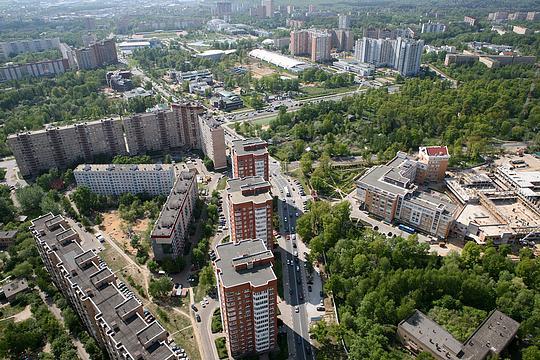 В нашей стране... схеме территориального планирования Одинцовского района до 2020 года.  Что может случиться за...