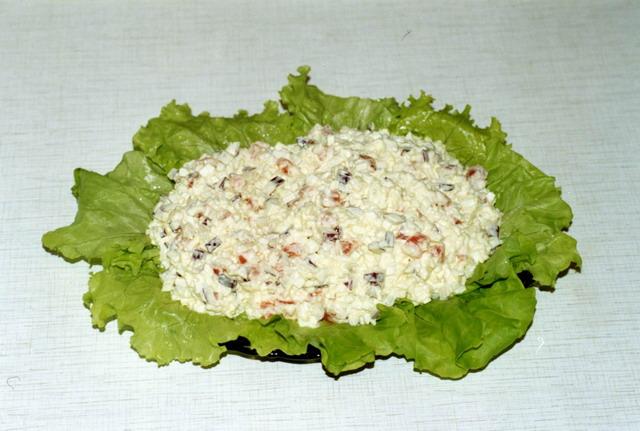 Рецепт Салата Из Кукурузы.